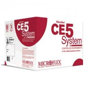 Microflex CE5 System Industrial Nitrile Powder-Free Disposable Gloves