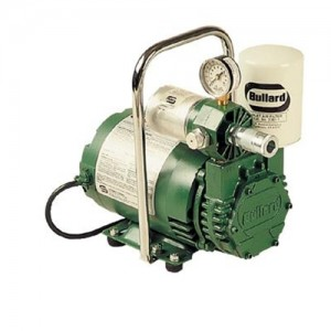 Bullard Free-Air Pump 1-2 Man Electric Driven Oil-Less