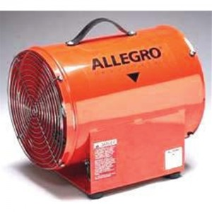 Allegro  Industries 12  Standard Axial Blower