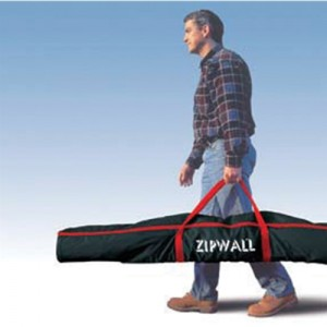 ZipWall Dust Barrier System CarryBag