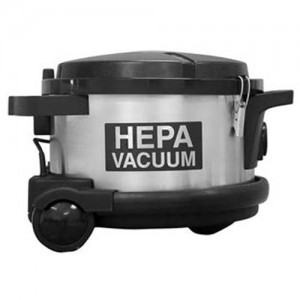 Pullman-Holt 390ASB Dry HEPA Canister Vacuum