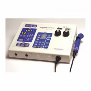 Mettler Sonicator Plus 992 2-Channel Combination Therapy Device