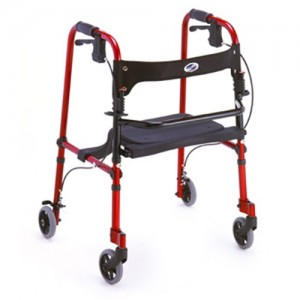 Nova Cruiser De-Light Rolling Walker