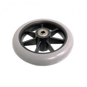 Nova 6 Inch Replacement Rollator Wheel