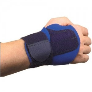 The Clutch Carpal Tunnel Wrist Support by Pro-Tec