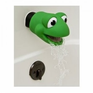 Froggie Collection Faucet Cover