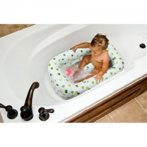 Froggie Collection Inflatable Bathtub