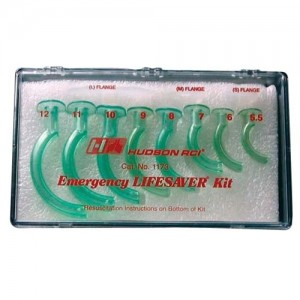 Life Saver Guedel Airway Kit