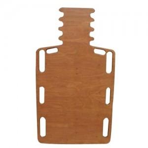 Wood Short Spine Backboard