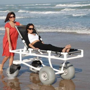 All-Terrain Wheeled Stretcher