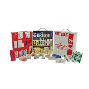 Complete Medical First Aid Kit - 25 Person