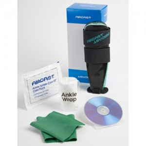 Aircast Air Stirrup Universe Ankle Care Kit