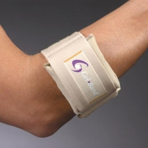 GelBand Tennis Elbow Arm Band
