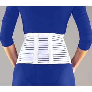 Lightweight Elastic Lumbar Sacral Support