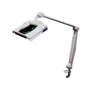 LUX-800 Deluxe Fluorescent Magnifying Lamp