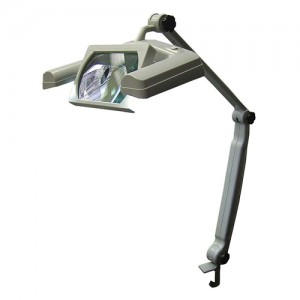 LUX-850 Magnifying Lamp with Adjustable Magnifier Lens