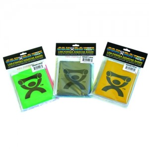 Cando Fitness Resistance Bands PEP Pack