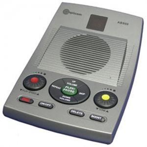 Amplicom AB900 Amplified Answering Machine