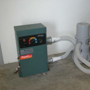 FitMax iPool Water Heater