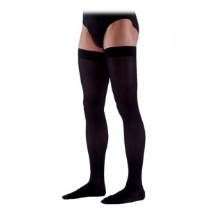 Sigvaris Mens Cotton Medical Thigh Highs 20-30mmHg