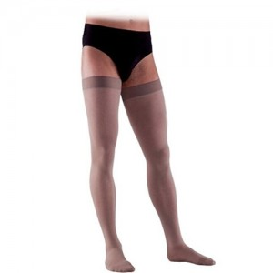 Sigvaris 863 Mens Thigh High 30-40mmHg Compression Stockings