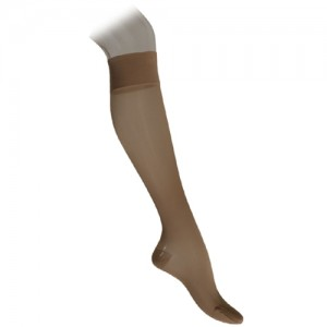 Sigvaris EverSheer Womens Knee High Compression Hose 20-30mmHg