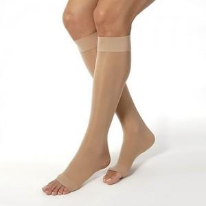 Jobst UltraSheer Knee High OT 15-20mmHg