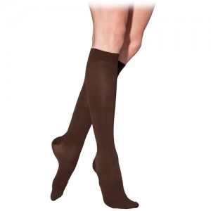 Sigvaris Womens Cushioned Cotton Socks 20-30mmHg