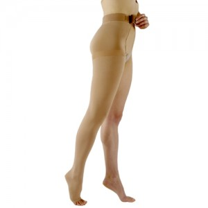 Sigvaris Compression Thigh High W/Waist OT 40-50mmHg