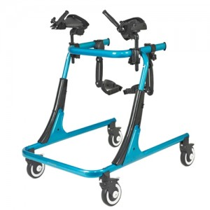 Thigh Prompts for Trekker Gait Trainer