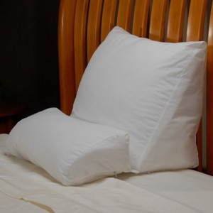 Contour 4-Way Wedge Flip Pillow