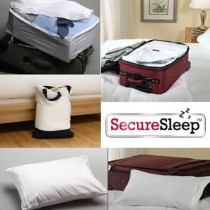 Travel Smart Bed Bug Protection Kit