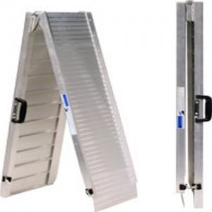 Rage Powersports Aluminum Folding Track Ramps