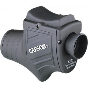Carson Optical BA-825 Bandit Monocular