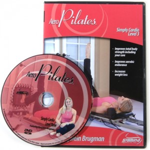 Stamina Simply Cardio AeroPilates Workout DVD