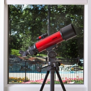 Carson Red Planet Series Refractor Telescope with Tripod