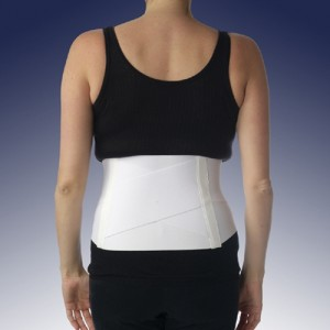 Banyan Sacral Support Belt 9 inch with Criss-Cross Back