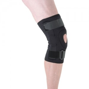 Ossur Form Fit Poly Hinged Knee Sleeve