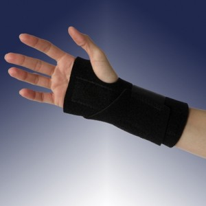 Banyan Neoprene Adjustable Wrist Support Splint