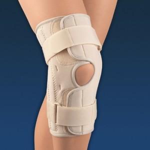 Soft Form Wrap Around Stabilizing Knee Support