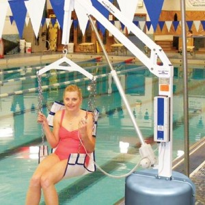Lift Sling Seat for Revolution Pool Lift