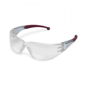 Elvex RX-400 Safety Glasses Bifocal