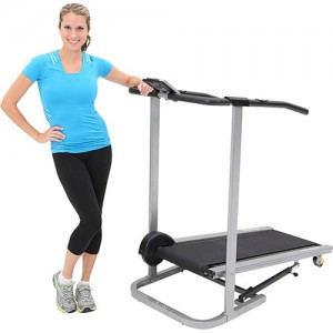 Exerpeutic 260 Manual Incline Treadmill