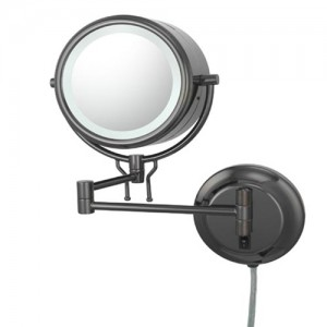 Kimball & Young Double-Sided Contemporary Wall Mirror