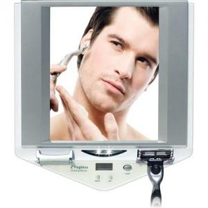 Zadro LED Lighted Fogless Shower Mirror