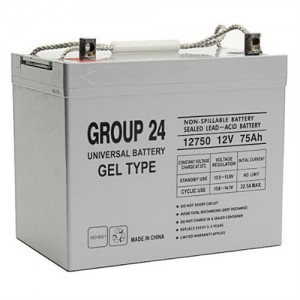 UPG UB-24 Gel Cell 12V/75Ah SLA Battery