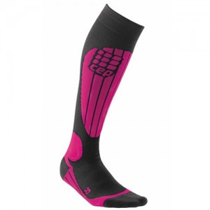 CEP Womens Compression Ski Socks