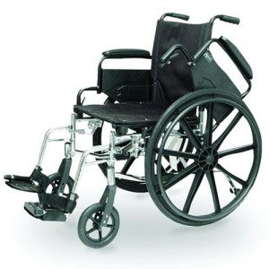 PMI Inc High Performance Lightweight Wheelchair