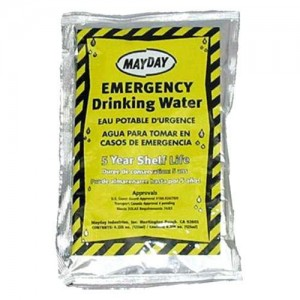 Mayday Pouch Water
