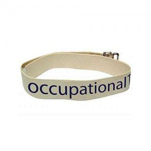 Occupational Therapy Labelled Gait Belts